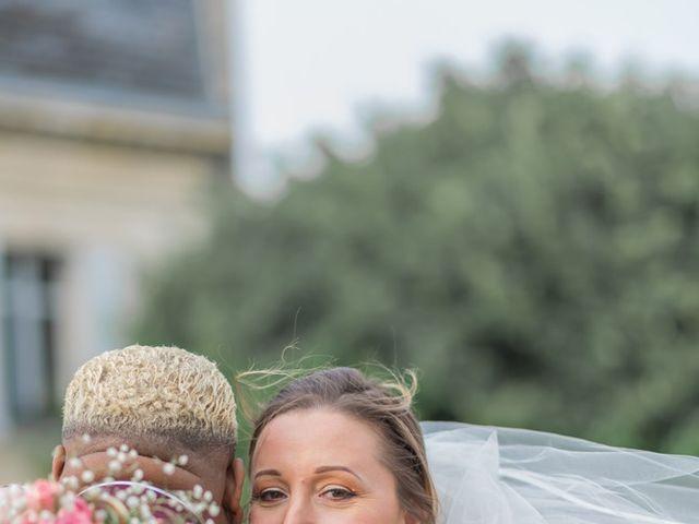 Le mariage de Claude et Sara à Virsac, Gironde 7