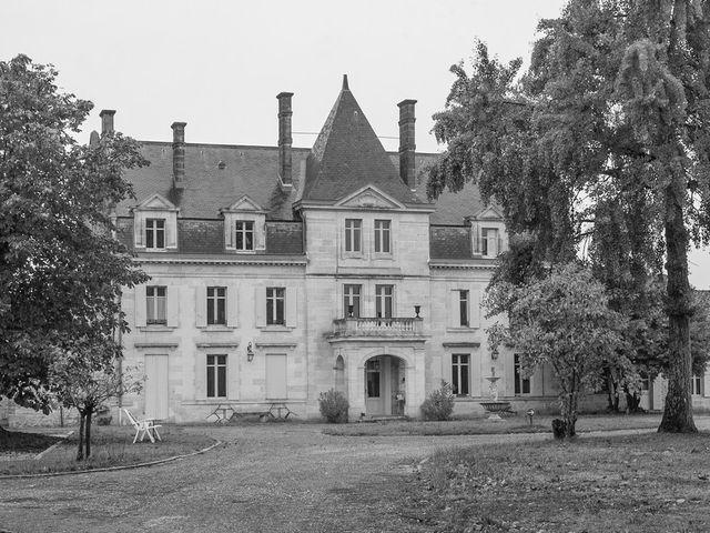 Le mariage de Claude et Sara à Virsac, Gironde 10