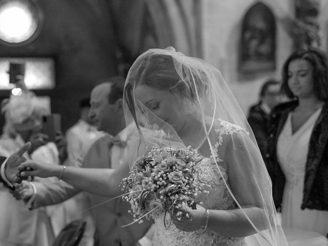 Le mariage de Claude et Sara à Virsac, Gironde 19