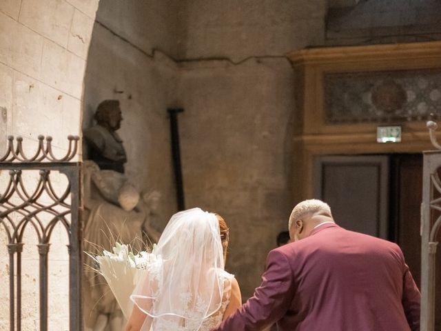 Le mariage de Claude et Sara à Virsac, Gironde 20