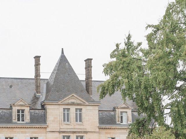 Le mariage de Claude et Sara à Virsac, Gironde 22