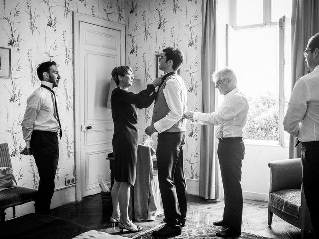 Le mariage de Simon et Alice à Saint-Lon-les-Mines, Landes 10