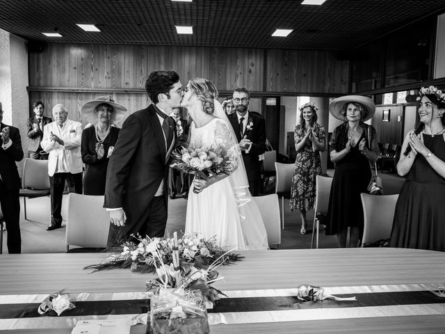 Le mariage de Simon et Alice à Saint-Lon-les-Mines, Landes 19