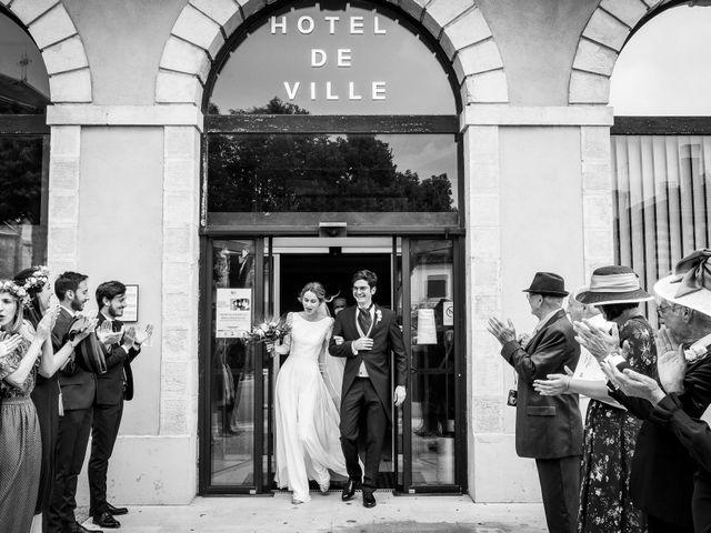 Le mariage de Simon et Alice à Saint-Lon-les-Mines, Landes 21