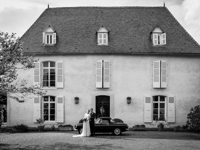 Le mariage de Simon et Alice à Saint-Lon-les-Mines, Landes 25