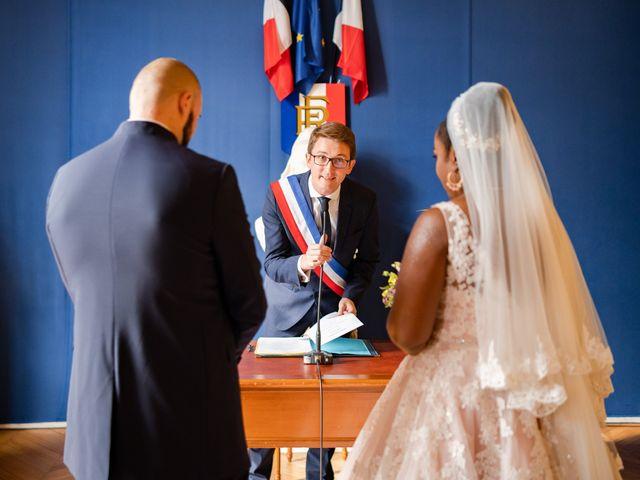 Le mariage de Nicolas et Vanessa à Le Plessis-aux-Bois, Seine-et-Marne 2