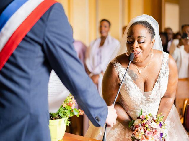 Le mariage de Nicolas et Vanessa à Le Plessis-aux-Bois, Seine-et-Marne 6