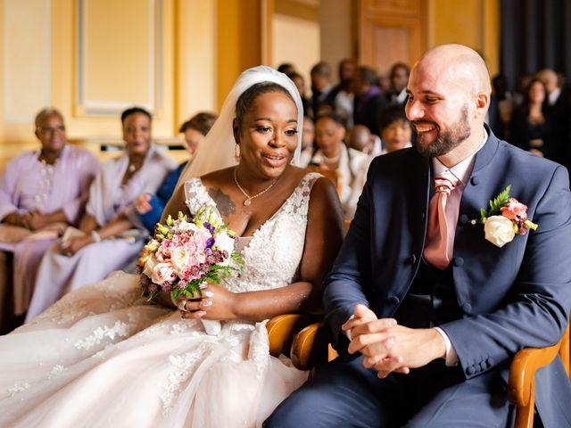 Le mariage de Nicolas et Vanessa à Le Plessis-aux-Bois, Seine-et-Marne 7