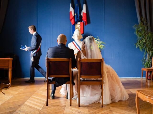 Le mariage de Nicolas et Vanessa à Le Plessis-aux-Bois, Seine-et-Marne 9