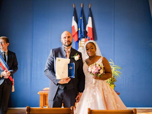 Le mariage de Nicolas et Vanessa à Le Plessis-aux-Bois, Seine-et-Marne 11