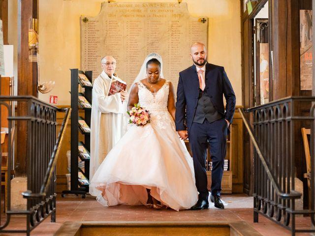 Le mariage de Nicolas et Vanessa à Le Plessis-aux-Bois, Seine-et-Marne 13
