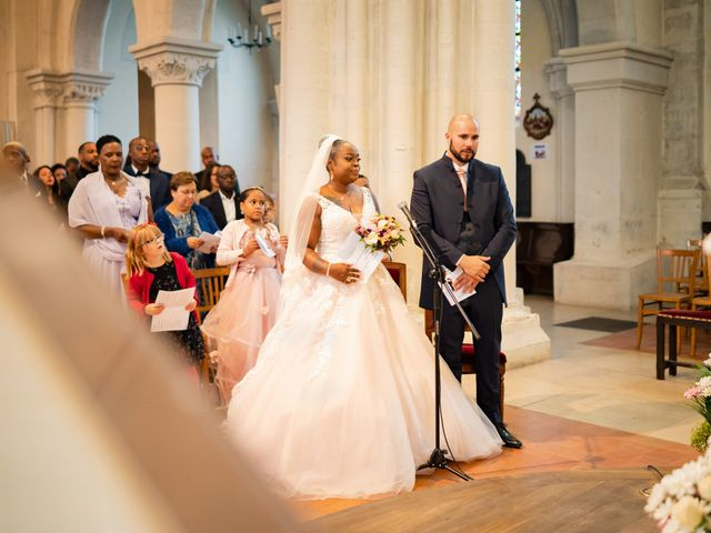 Le mariage de Nicolas et Vanessa à Le Plessis-aux-Bois, Seine-et-Marne 15
