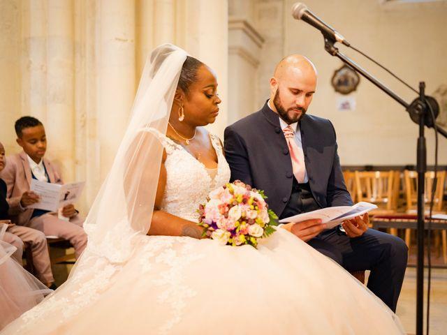 Le mariage de Nicolas et Vanessa à Le Plessis-aux-Bois, Seine-et-Marne 16