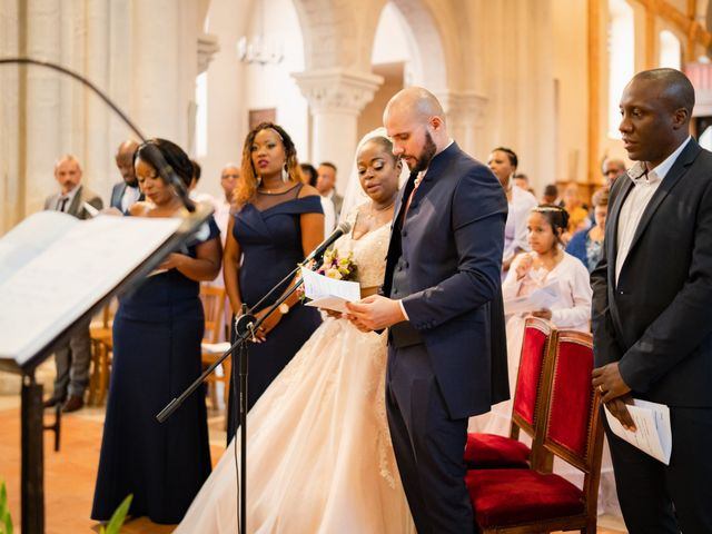 Le mariage de Nicolas et Vanessa à Le Plessis-aux-Bois, Seine-et-Marne 18