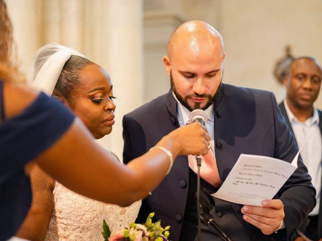 Le mariage de Nicolas et Vanessa à Le Plessis-aux-Bois, Seine-et-Marne 19