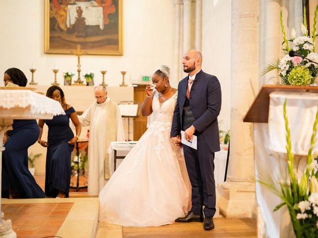 Le mariage de Nicolas et Vanessa à Le Plessis-aux-Bois, Seine-et-Marne 24