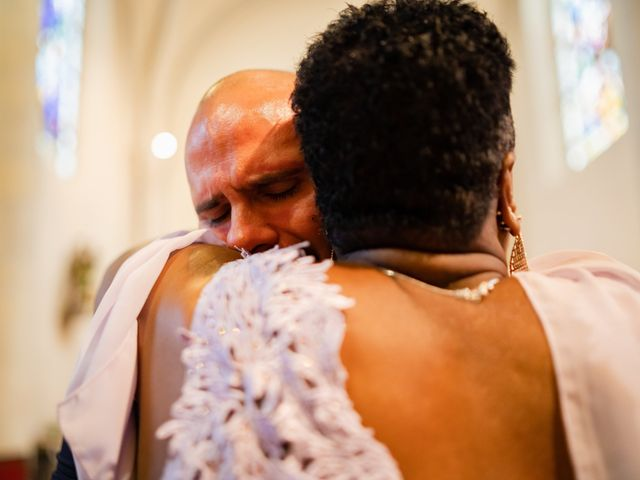 Le mariage de Nicolas et Vanessa à Le Plessis-aux-Bois, Seine-et-Marne 26
