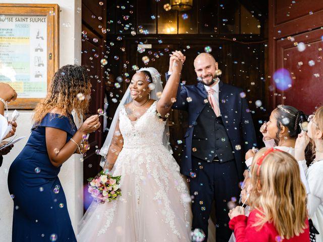 Le mariage de Nicolas et Vanessa à Le Plessis-aux-Bois, Seine-et-Marne 27
