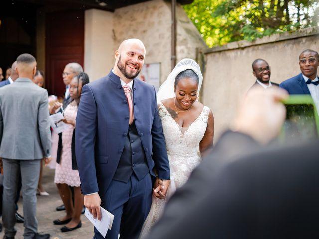 Le mariage de Nicolas et Vanessa à Le Plessis-aux-Bois, Seine-et-Marne 30