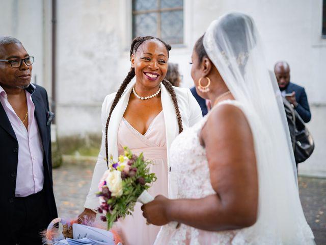 Le mariage de Nicolas et Vanessa à Le Plessis-aux-Bois, Seine-et-Marne 32