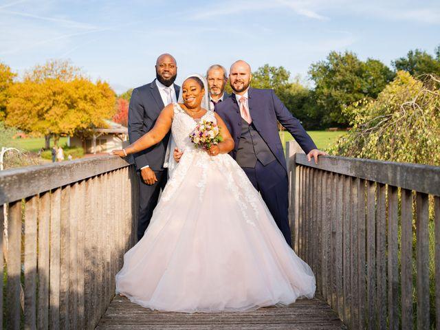 Le mariage de Nicolas et Vanessa à Le Plessis-aux-Bois, Seine-et-Marne 35