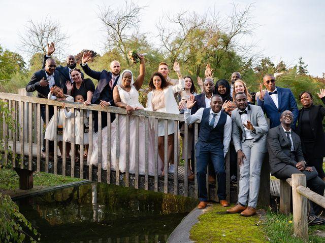 Le mariage de Nicolas et Vanessa à Le Plessis-aux-Bois, Seine-et-Marne 38