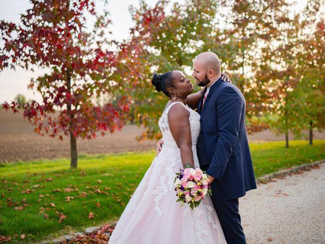 Le mariage de Nicolas et Vanessa à Le Plessis-aux-Bois, Seine-et-Marne 44