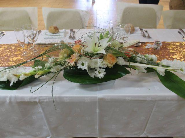 Le mariage de William et Claire à Saint-Ciers-d'Abzac, Gironde 2