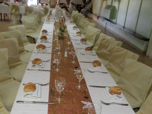 Le mariage de William et Claire à Saint-Ciers-d'Abzac, Gironde 6