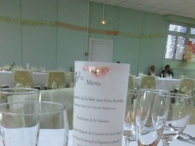 Le mariage de William et Claire à Saint-Ciers-d'Abzac, Gironde 11