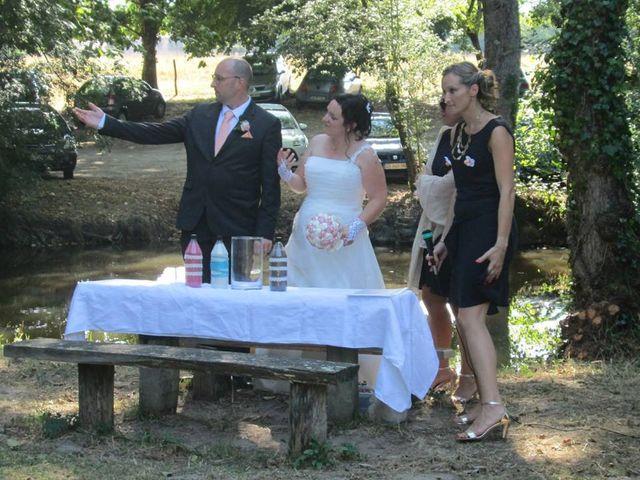 Le mariage de William et Claire à Saint-Ciers-d'Abzac, Gironde 12