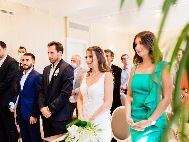 Le mariage de Yohann et Héléna à Nice, Alpes-Maritimes 10