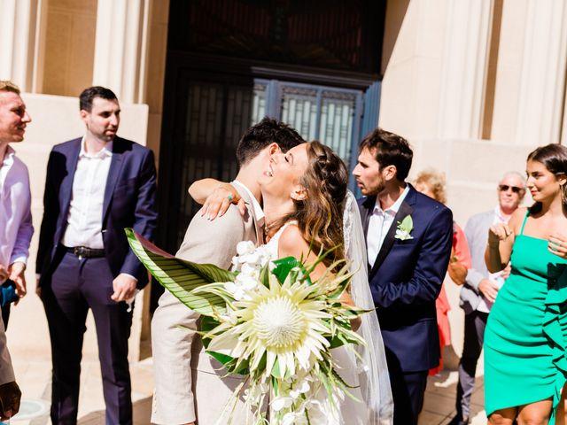 Le mariage de Yohann et Héléna à Nice, Alpes-Maritimes 14