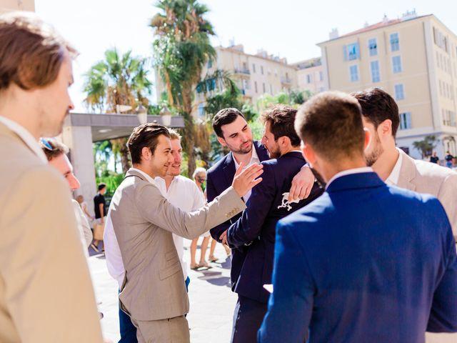 Le mariage de Yohann et Héléna à Nice, Alpes-Maritimes 15