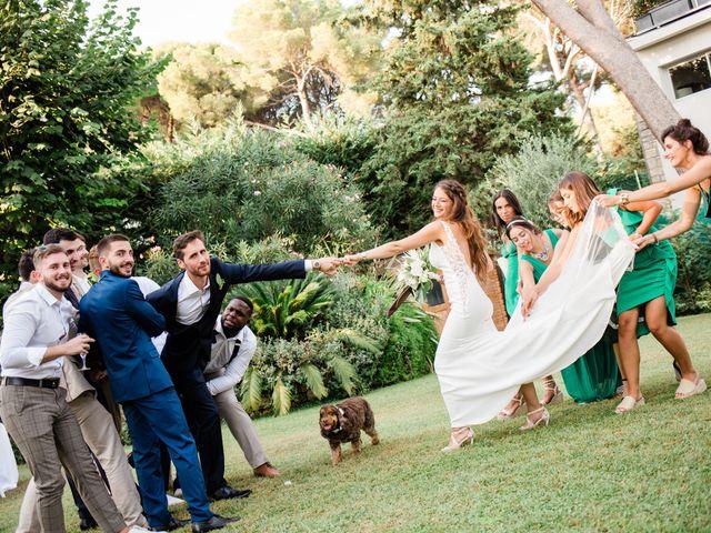 Le mariage de Yohann et Héléna à Nice, Alpes-Maritimes 34