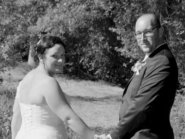 Le mariage de William et Claire à Saint-Ciers-d'Abzac, Gironde 15