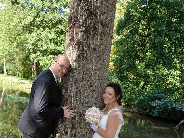 Le mariage de William et Claire à Saint-Ciers-d'Abzac, Gironde 19