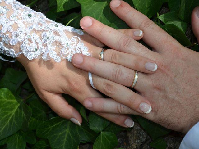 Le mariage de William et Claire à Saint-Ciers-d'Abzac, Gironde 21