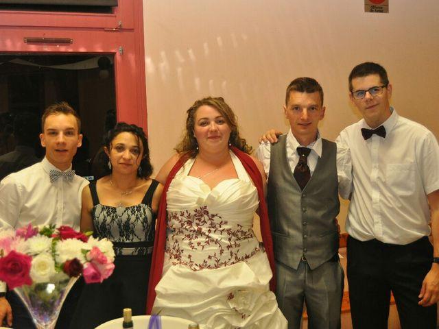 Le mariage de Judicaël et Céline  à Saint-Agnant-de-Versillat, Creuse 2