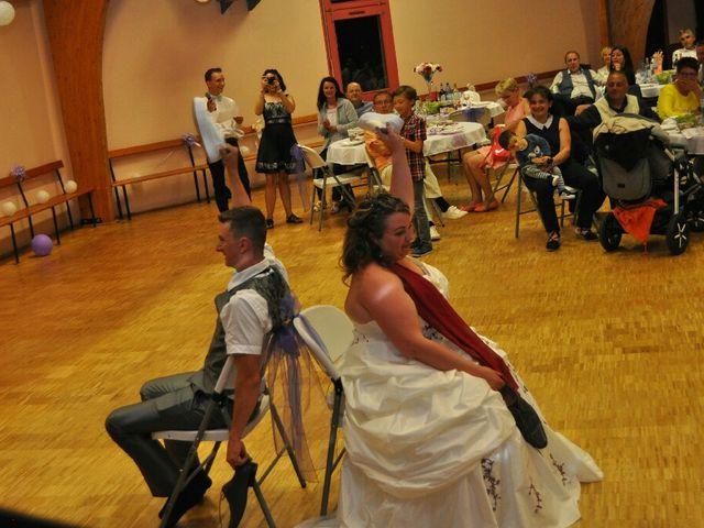 Le mariage de Judicaël et Céline  à Saint-Agnant-de-Versillat, Creuse 11