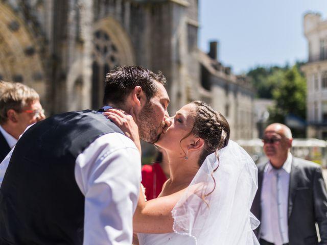 Le mariage de Julien et Charlène  à Quimper, Finistère 5