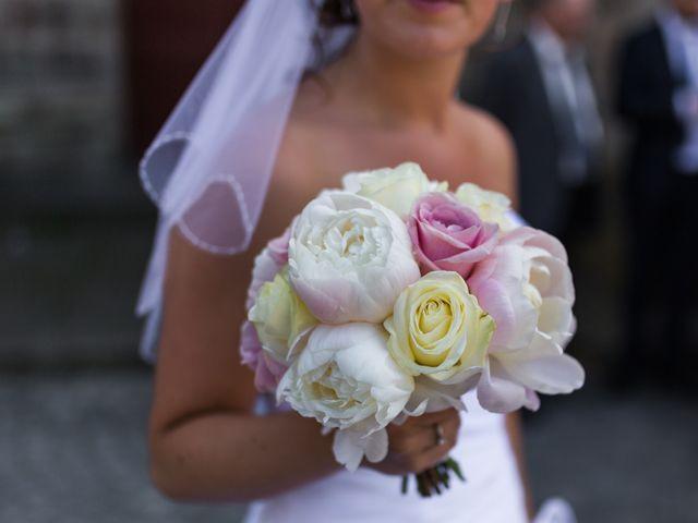 Le mariage de Julien et Charlène  à Quimper, Finistère 15