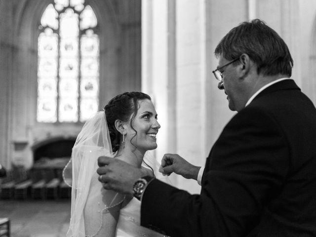 Le mariage de Julien et Charlène  à Quimper, Finistère 22