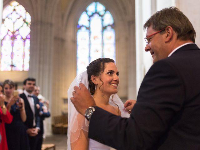 Le mariage de Julien et Charlène  à Quimper, Finistère 23