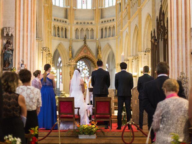 Le mariage de Julien et Charlène  à Quimper, Finistère 27
