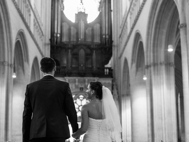 Le mariage de Julien et Charlène  à Quimper, Finistère 28