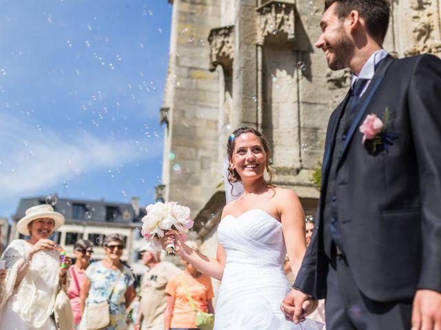 Le mariage de Julien et Charlène  à Quimper, Finistère 29