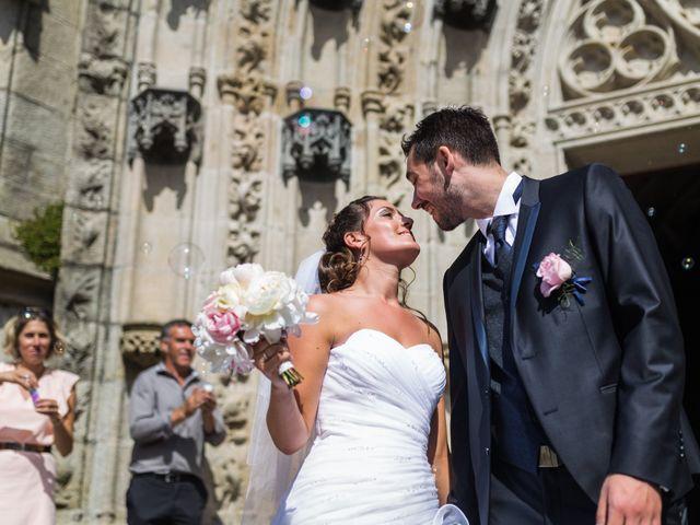Le mariage de Julien et Charlène  à Quimper, Finistère 30