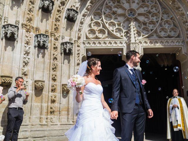 Le mariage de Julien et Charlène  à Quimper, Finistère 31
