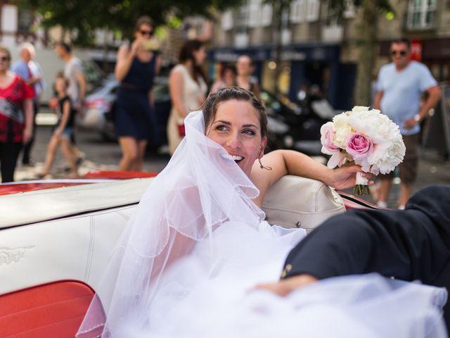 Le mariage de Julien et Charlène  à Quimper, Finistère 36